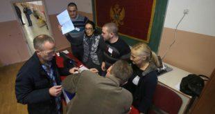 Sot mbahen zgjedhjet parlamentare në Mal të Zi