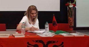 """Isuf Bytyçi: Bashkëbisedim me Marsela Koçin, veprimtare e çështjes kombëtare dhe kryetare e Lëvizjes, """"KRAHËT E SHQIPES"""""""
