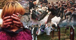 """Në Burim hapet ekspozita """"Masakrat serbe në Kosovë gjatë viteve 1997,1998, 1999"""" të autorës Behide Hasanaj"""