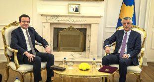 Kryetari Thaçi nga sot do t'i fillojë diskutimet më liderët partiak lidhur më hapat e ardhshëm pas shkarkimit të Qeverisë