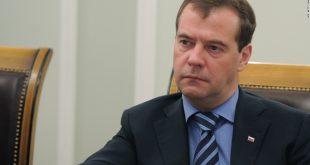 """Dmitri Medvedev tha se pranimi në të ardhmen i Gjeorgjisë në NATO, mund të nxiste një """"konflikt të tmerrshëm"""