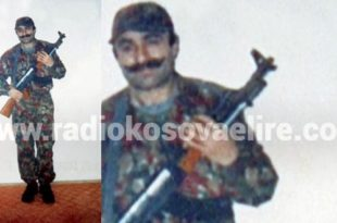 Mehdi Sylë Haziri (1.1.1957 - 27.1.1999)