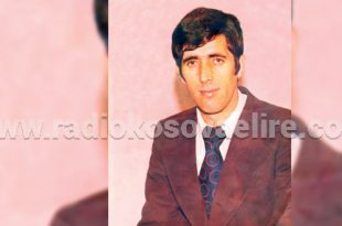 Mejdi Hajrush Dalloshi (1.1.1944 - 21.5.1999)