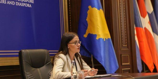 Meliza Haradinaj-Stublla: Kosova është e përkushtuar në implementimin e të gjitha pikave të marrëveshjes së 4 shtatorit