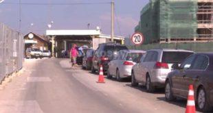 Qendra Kombëtare për menaxhim kufitar njofton për pritje të gjata në kufirin me Serbinë në Merdar