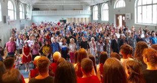 Mërgata jonë në Zvicër e kujton me krenari Skënderbeun