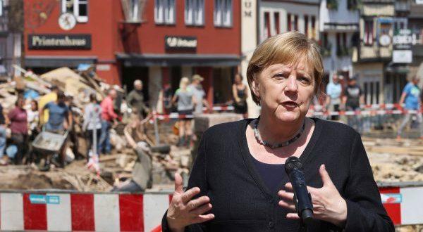 Gjermania miraton ndihmën prej 400 milionë eurosh për të përballuar pasojat e përmbytjeve ditë më parë