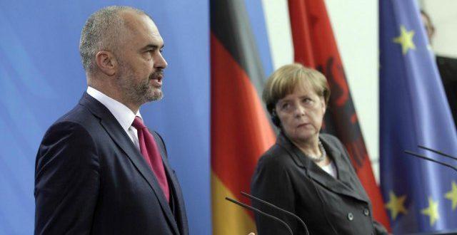 Kancelarja Merkel: Gjermania dhe Bashkimi Evropian do ta mbështesin Shqipërinë në këtë kohë të vështirë