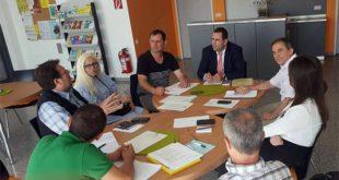 """Më një korrik 2017, kryesia e """"Këshillit të Mësimit plotësues në Gjuhën Shqipe në Bavari"""" mbajti një takim"""