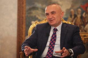 Ilir Meta, kryetari që përfaqëson opozitën në Shqipëri, përdor çdo makinacion për të shtyrë sa më gjatë shkarkimin