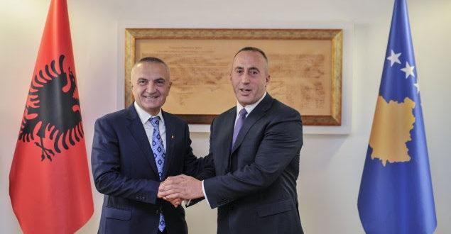 Kryetari Meta zotohet për ndihmën e Shqipërisë ndaj Kosovës