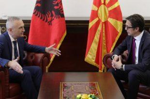 Kryetari i Maqedonisë së Veriut, Stevo Pendarovski sot do të qëndrojë për një vizitë në Tiranë