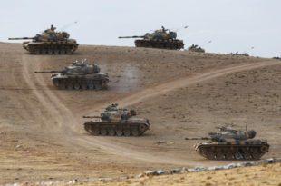 Turqia ka bombarduar disa objektiva të Shtetit Islamik në veri të Sirisë