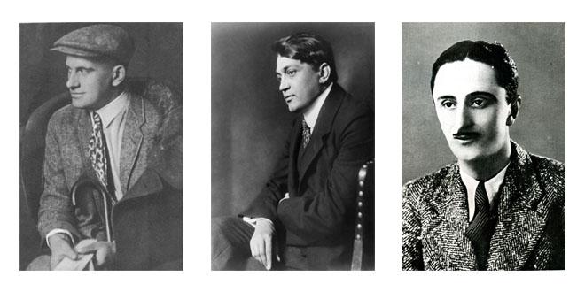 Ahmet Qeriqi: Tri poezi të tre poetëve revolucionarë: Vladimir Majakovski, Ady Endre dhe Migjeni