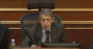 Kryesuesi i Kuvendit, Adem Mikullovci cakton për të mërkurën takimin konsultativ me PAN-in