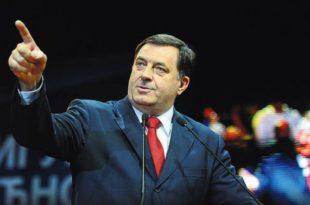 Milorad Dodik i ka dërguar ftesë zyrtare kryetarit, Hashim Thaçi, për të marrë pjesë në samitin e SEECP, në Sarajevë