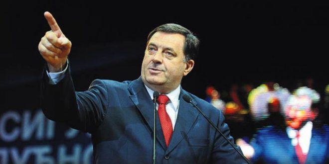 Milorad Dodik deklarimet e ministrit Pacolli se Serbia duhet ta njoh Kosovën i quan kërcënime të papranueshme