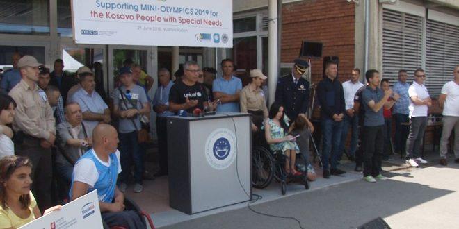 Veseli e Haradinaj premtojnë mbështetje të duhur institucionale për personat me nevoja të veçanta
