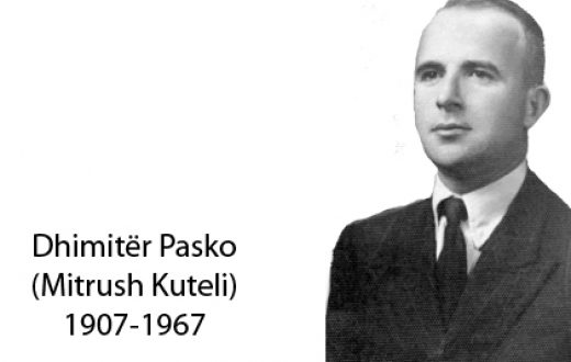 Mitrush Kuteli