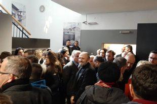 Nesër punëtorët e MKRS-së hyjnë në grevë për të kundërshtuar vendimin e ministrit Yagcilar që objekti i kësaj ministrie t'i kalojë Presidencës