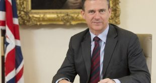 Mark Lancaster: Britania e Madhe do të vazhdojë përkrahjen ndaj Kosovës, përmes misionit të NATO-s