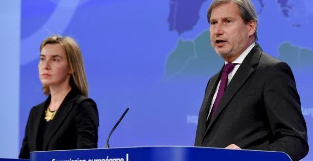 KMDLNj: Hahn e Mogherini, po luajnë pandershëm, mbi vuajtjet e qytetarëve të Kosovës po bëjnë karrierat e tyre