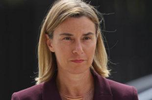 Federica Mogherini thotë nëse Ballkani Perëndimor nuk hynë në BE, kjo e fundit do të pendohet
