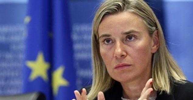 Përfaqësuesja e Lartë e BE-së, Federika Mogerini: Ngjarja e të hënës nuk duhet të përsëritet më