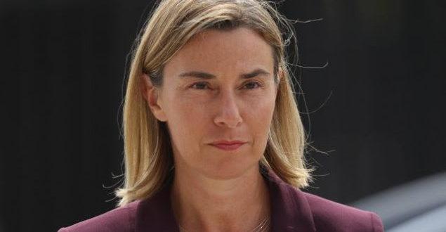 Zonja Mogherini kërkon që Kosova dhe Serbia të sigurojnë një mjedis të favorshëm për Dialogun