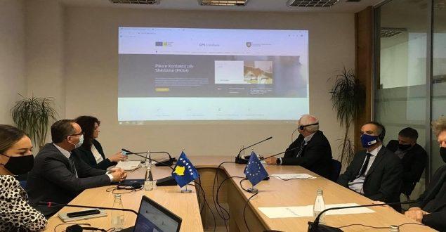 MTI e lanëson databazën për tregtinë në shërbime, e cila do ta lehtësojë procesin e të bërit biznes në Kosovë