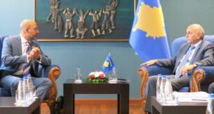 Mustafa dhe Minane biseduan për pensionet e veteranët e luftës së UÇK-së