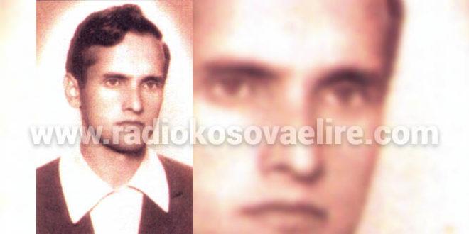 Mustafë Shaqir Shyti (10.10.1945 - 22.9.1998)
