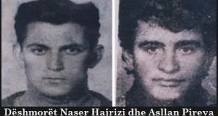 Naser Hajrizi dhe Asllan Pireva