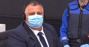 Haradinaj: Nuk e njoh këtë gjykatë që ka shkelur Kushtetutën e vendit tim dhe të drejtën e mendimit të lirë