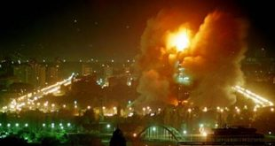 21 vjet nga fillimi i sulmeve ajrore të NATO-s kundër caqeve ushtarake e policore të Serbisë