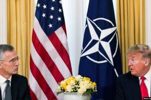 Udhëheqësit e NATO-s, po bisedojnë në një samit dyditësh në Londër, në 70-vjetorin e themelimit të aleancës