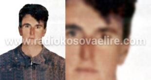 Nazmi Xhemajl Zhegrova (25.5.1975 – 15.9.1998)
