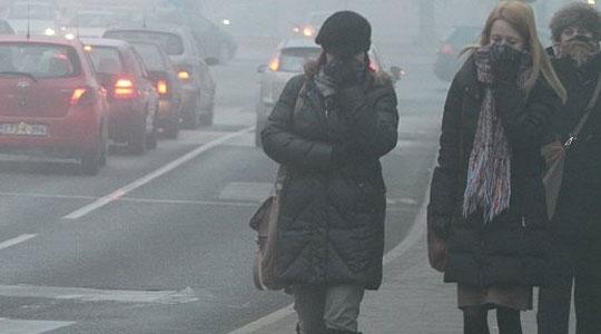 Qytetarët e Prishtinës do të protestojnë para Teatrit Kombëtar në orën 12:00 kundër ndotjes së ajrit