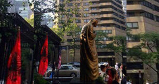 Beqir Sina: Shqiptarët e Amerikës vendosën Shtatoren e Shën Terezës, në kryeqëndrën e botës, në New York