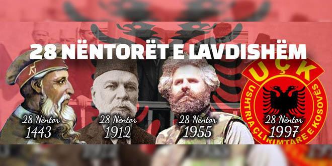 Sot është 28 Nëntori, Dita e Flamurit, Dita e shpalljes së Pavarësisë së Shqipërisë. Në këtë ditë të madhe historike e cila lidh katër data ndër më të