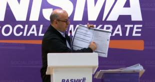 Nisma Socialdemokrate kërkon rinumërimin e të gjitha kutive të votimit për shkak të gabimeve në formularë