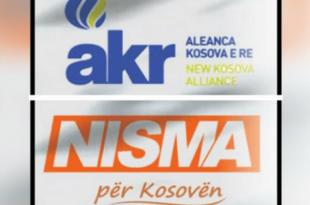 Nisma Socialdemokrate dhe AKR pa kushte specifike shprehen pro koalicionit qeverisës më LDK-në