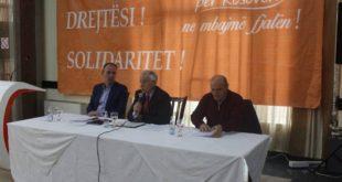 NISMA për Kosovën, në qytetin e Gjilanit, ka mbajtur mbledhjen e radhës të Këshillit Kombëtar