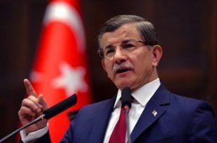 Ish-kryeministri turk, Ahmet Davutoglu e akuzon kryetarin Erdogan për hapjen e Ambasadës së Kosovës në Jerusalem