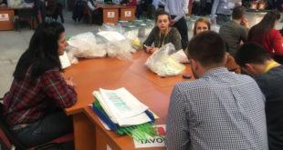Sipas vendimit të PZAP-it sot në Qendrën e Numërimit dhe Rezultateve nis rinumërimi i votave me postë dhe kusht
