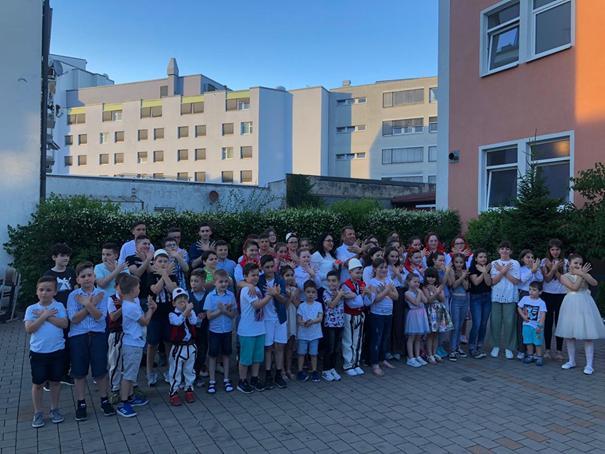 Mustafë  Krasniqi: Të krenuar me nxënësit e Nyrnbergut
