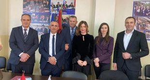 OAK nënshkruan memorandum bashkëpunimi me U.C.C.I.AL
