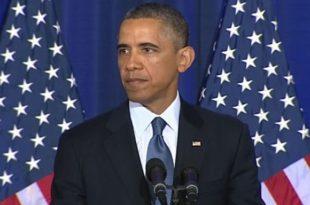 """B. Obama: Historia do ta mbajë në mend sulmin në Kongres si një """"një moment të çnderimit e turpit të madh për kombin"""""""
