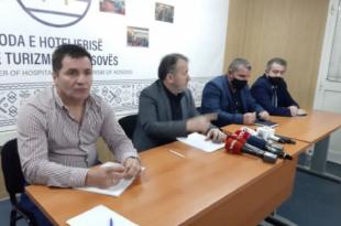 Oda e Hotelierisë dhe Turizmit të Kosovës i refuzon mjetet e ndara nga Ligji për rimëkëmbje ekonomike