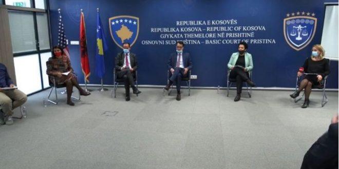 Programi i USAID-it për fuqizimin e drejtësisë e shpall Gjykatën Themelore në Prishtinë më transparenten në Kosovë